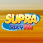 Rádio Supra FM 90.9 FM Brazil, Goiânia
