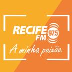 Rádio Recife FM 97.5 FM Brazil, Recife