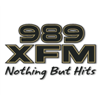 989 XFM Nothing But Hits 98.9 FM Canada, Antigonish/Port Hawkesbury