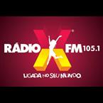 Rádio X FM Floripa 105.1 FM Brazil, Florianópolis
