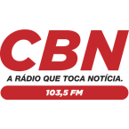 Rádio CBN (Campina Grande) 103.5 FM Brazil, Campina Grande