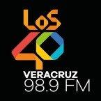 Los 40 98.9 FM Mexico, Veracruz