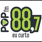 Rádio POP FM 88.7 FM Brazil, São Carlos