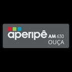 Rádio Aperipê 630 AM Brazil, Aracaju