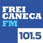 Rádio Frei Caneca FM 101.5 FM Brazil, Recife