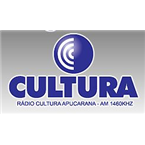 Rádio Cultura Apucarana 107.3 FM Brazil, Apucarana