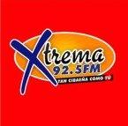 Xtrema 92 92.5 FM Dominican Republic, Santiago de los Caballeros