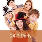 24-7 Pop Party United Kingdom