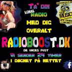 Radio Boost 104.5 FM Denmark, Copenhagen