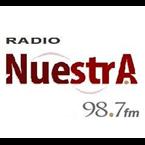 Radio Nuestra 98.7 FM Chile, Talca