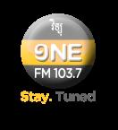 Radio One FM Cambodia 103.7 FM Cambodia, Phnom Penh