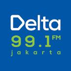 Delta FM Jakarta 99.1 FM Indonesia, Jakarta