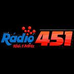 Rádió 451 106.1 FM Hungary, Szeged  District