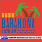 RADIO BARAHONA 1470 AM 4930 AM Dominican Republic, Santa Cruz de Barahona