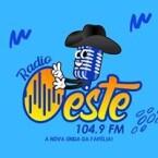 Rádio Oeste 104.9 FM Brazil, Cascavel