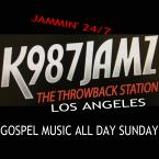 987JAMZ 24/7 THE THROWBACK STATION K987JAMZ United States of America