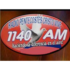 Radio Pentecostes Cristo Vive 1140 AM United States of America