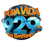 Pura Vida 92.9 92.9 FM Dominican Republic, Santo Domingo de los Colorados
