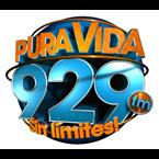 Pura Vida 92.9 92.9 FM Dominican Republic, Santo Domingo