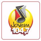 Rádio Jovem FM 104.7 FM Brazil, Palmas