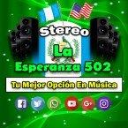 Stereo La Esperanza 502 Guatemala