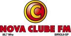 Nova Rádio Clube FM 88.7 FM Brazil, Araçatuba