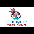 Rádio Cacique 1160 AM Brazil, Taubate