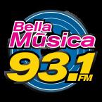 BELLA MÚSICA 93.1 FM Mexico, Tuxtla