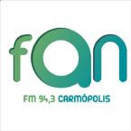 Rádio Fan FM 94.3 FM Brazil, Aracaju