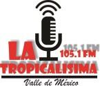 La Tropicalisima 105.1 FM Mexico
