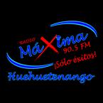 MAXIMA 90.5 FM Guatemala