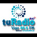 tuRadio 4G 88.4 FM Vigo Spain