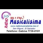 RADIO MUSICALISIMA 89.1 FM El Salvador