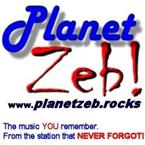 Planet Zeb! Internet Radio United States of America