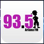 Ariana FM 93.5 FM Afghanistan, Kabul