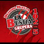 La Bestia Grupera 102.5 FM Culiacán Mexico
