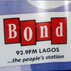 Bond FM 92.9 Lagos Nigeria