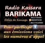 RADIO KASSARA BARIKAMA LAKANGUEMOU Mali