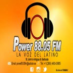 Power 88.05 FM Antigua and Barbuda