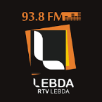 Lebda fm 93.8 FM Libya, Tripoli