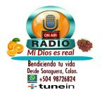 Radio Mi Dios Es Real Honduras