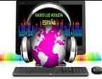radio luz violeta España Spain