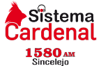 Sistema Cardenal Sincelejo 1580 AM Colombia, Sincelejo