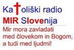 Katoliski radio MIR Slovenija Slovenia