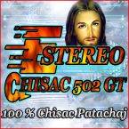 Estereo Chisac 502 gt Guatemala