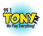 99.1 Utica's Tony FM 94.9 FM United States of America, Utica