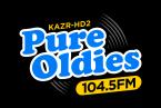 Pure Oldies 104.5 104.5 AM USA, Des Moines