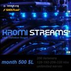 krominancia streams Spain
