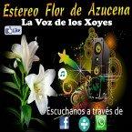 Estereo Flor de Azucena HD Guatemala
