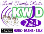 KWJD 92.1 FM USA, Seattle-Tacoma